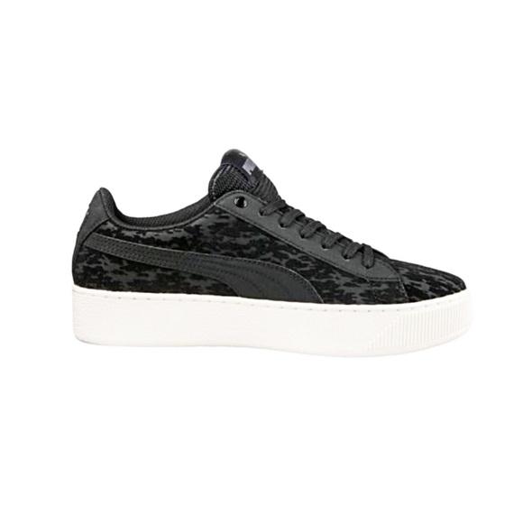 puma vikky platform scarpe
